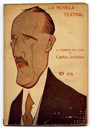 La sobrina del cura. Melodrama en dos: ARNICHES, Carlos.