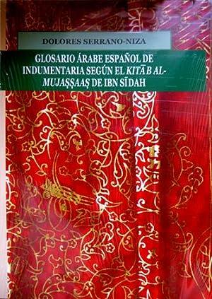 Glosario árabe español de indumentaria según el: SERRANO - NIZA,