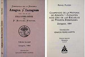 Compendio de la Historia de Aragón y: FUSTER Y CAMPROVIN,
