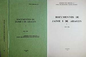 Documentos de Jaime I de Aragón. I: HUICI MIRANDA, Ambrosio