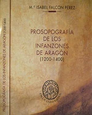 Prosopografía de los Infanzones de Aragón (1200-1400).: FALCÓN PÉREZ, María
