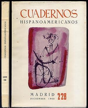 Cuadernos Hispanoamericanos. Revista Mensual de Cultura Hispánica.: VV.AA.