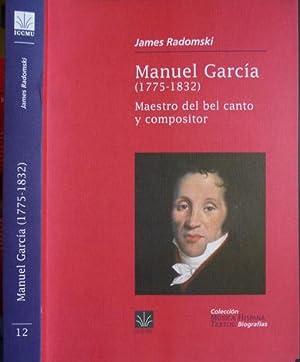 Manuel García (1775 - 1832), Maestro del: RADOMSKY, James.