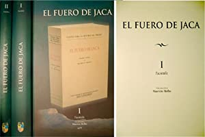 El Fuero de Jaca. Facsímil de la: MOLHO, Maurice (1922-1995).