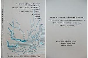 La contaminación del río Guadiamar y su: ARAMBARRI Y CAZALIS,