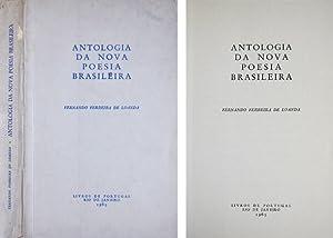 Antologia da Nova Poesia Brasileira. [Mauro Mota,: LOANDA, Fernando Ferreira
