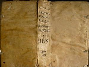 Analogia Veteris ac Novi Testamenti.: BECANUS, Martinus [Martin