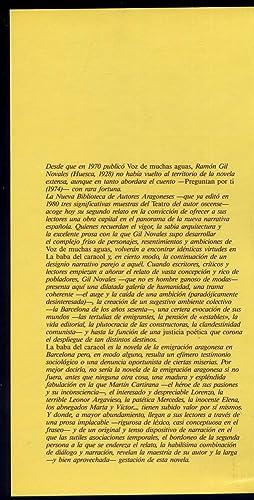 La baba del caracol.: GIL NOVALES, Ramón.