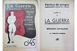 La Guerra. El movimiento libertador de España: CISNEROS, Fernando.