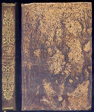 Manual de los Confesores.: GAUME, Jean-Joseph.