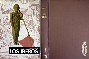 Los Iberos. Prólogo de J. Maluquer de Motes.: ARRIBAS, Antonio.