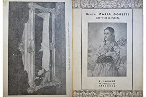 Biografía de la Beata María Goretti, mártir: PASIÓN, P. Aurelio