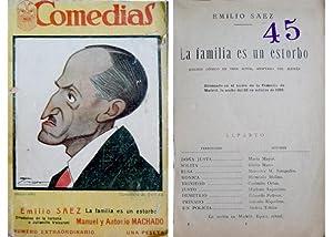 Desdichas de la fortuna ó Julianillo Valcárcel.: MACHADO, Antonio y