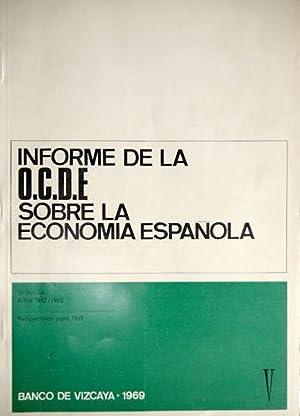 Informe de la O.C.D.E. sobre la Economía: VV.AA.