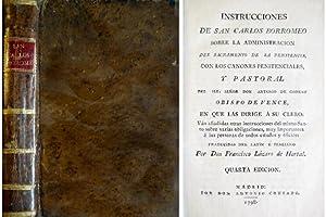 Instrucciones de San Carlos Borromeo sobre la: GODEAU, Antoine