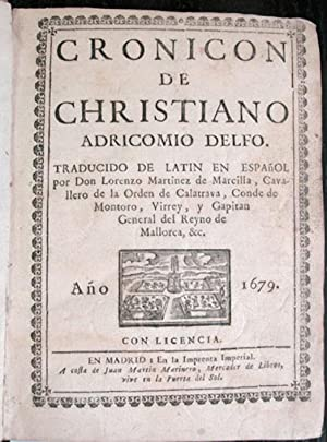 Adrichem Christian Van - AbeBooks
