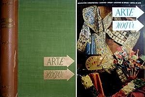 Arte y Hogar. Publicación mensual. Dirección: Eduardo Olasagasti, Arquitecto. N&...