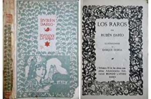 Los Raros.: DARÍO, Rubén.