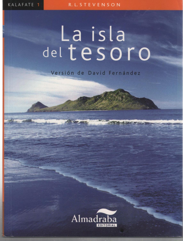 Resultado de imagen de La isla del tesoro de David Fernández
