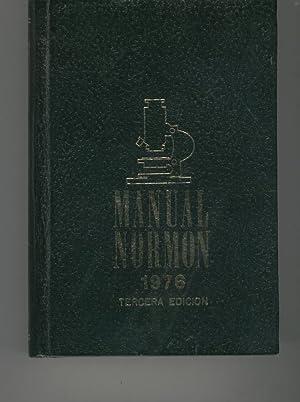 MANUAL NORMON 1976 Editado por los Laboratorios: Varios Autores-