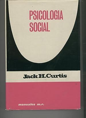 PSICOLOGIA SOCIAL Ilustraciones b/n. Traducción directa del inglés Dr. Juan ...