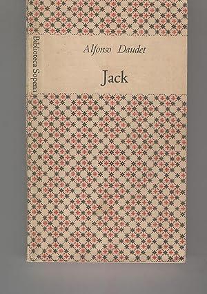 JACK Colección Biblioteca Sopena. Buen estado: Daudet, Alfonso-
