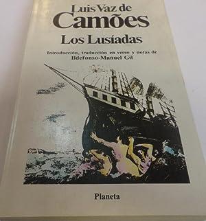LOS LUSIADAS Introducción, traducción en verso y notas de Ildefonso-manuel Gil.: Vaz ...