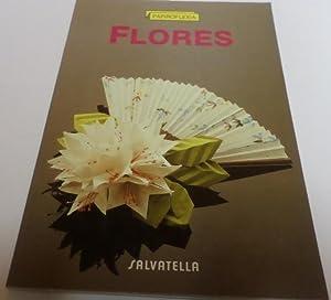FLORES Colección Trabajar y Jugar. Con dibujos aclaratorios.: Tiggellaar, Everdien-
