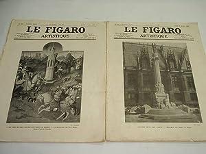 LE FIGARO ARTISTIQUE. Nº 96 y 97.