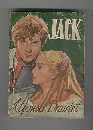 JACK. portada ilustrada Bocquet.ilustraciones J.Juez.: Daudet,Alfonso.