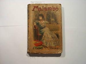 MALAMBO. Biblioteca Calleja de autores celebres. Ilustrado.: Pothey,Alexandre-