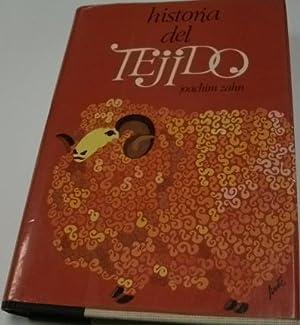 HISTORIA DEL TEJIDO. Tela con sobrecubierta.: Zahn, Joachim-