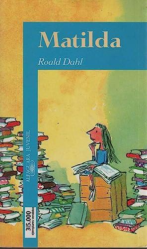 MATILDA Muy buen estado: Dahl, Roald-