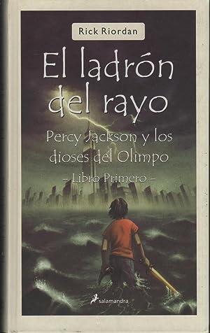 EL LADRÓN DEL RAYO PERCY JACKSON Y: RIORDAN , ROCK