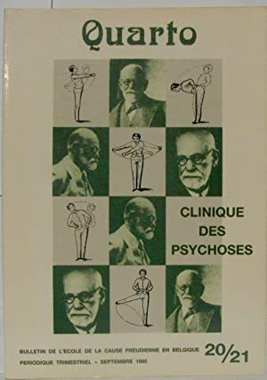 Quarto n°20/21 Clinique des psychoses