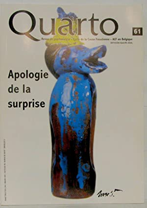 Quarto N° 61 Apologie de la surprise