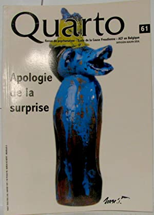 Quarto n°61 - Apologie de la surprise