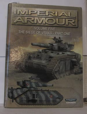 Imperial Armour: Siege of Vraks volume 5 part one