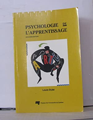 Psychologie de l'Apprentissage