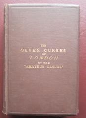 The Seven Curses of London: Greenwood, James