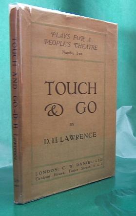Touch and Go: Lawrence, D.H.