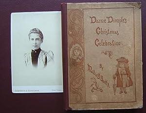 Dame Dimple's Christmas Celebration with Carte de Viste: Banks, Mattie B.