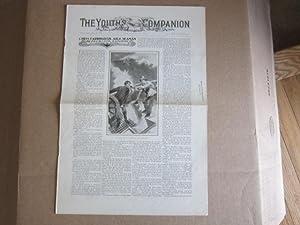 "Chris Farrington, Able Seaman"" in Youth's Companion (May 23, 1901): London, Jack"