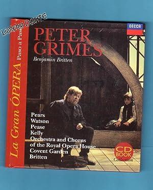 PETER GRIMES, de Benjamin Britten. (La gran ópera paso a paso): BRITTEN, Benjamin ; MATTHEWS...