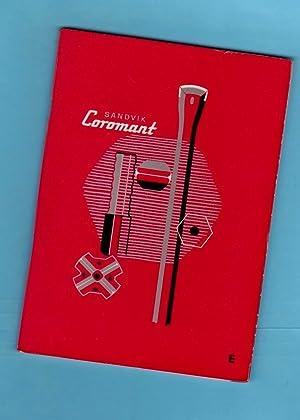 sandvik coromant - AbeBooks