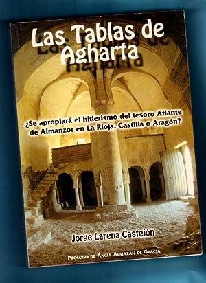 LAS TABLAS DE AGHARTA.: LARENA CASTEJON, Jorge (J. Larena Castejón)