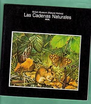 LAS CADENAS NATURALES. (Ciencias de la naturaleza,: BRITISH MUSEUM (NATURAL