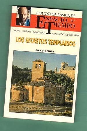 LOS SECRETOS TEMPLARIOS.: ATIENZA, Juan G. [J. García Atienza]