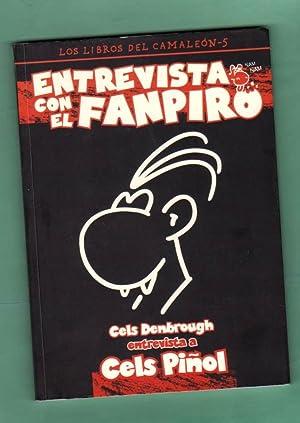 ENTREVISTA CON EL FANPIRO : Cels Denbrough entrevista a Cels Piñol. [Entrevista con el ...