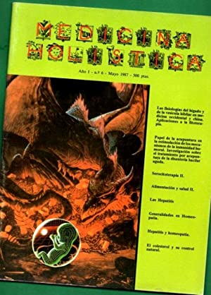 MEDICINA HOLISTICA. Año I, nº 6 (mayo: CABAL RIERA, Fernando